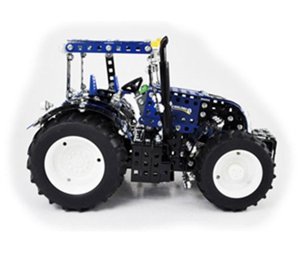 TRONICO 1:16 Kit montaje tractor NEW HOLLAND T8.390 - Ítem2