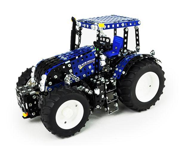 TRONICO 1:16 Kit montaje tractor NEW HOLLAND T8.390