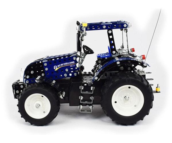 TRONICO 1:16 Kit de montaje tractor NEW HOLLAND T8.390 RC Radio Control - Ítem1