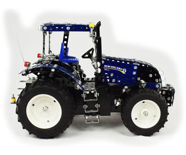TRONICO 1:16 Kit de montaje tractor NEW HOLLAND T8.390 RC Radio Control - Ítem2