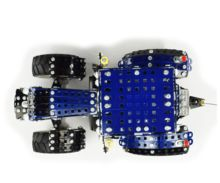 TRONICO 1:16 Kit de montaje tractor NEW HOLLAND T8.390 RC Radio Control - Ítem5