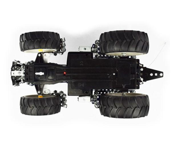 TRONICO 1:16 Kit de montaje tractor NEW HOLLAND T8.390 RC Radio Control - Ítem6
