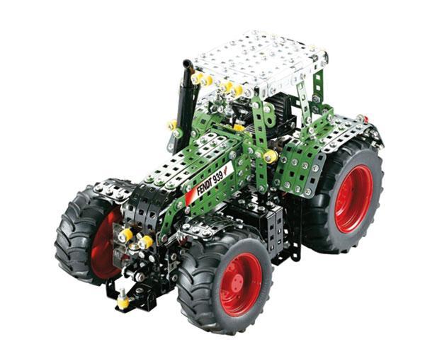 TRONICO 1:16 Kit de montaje tractor FENDT 939 Vario