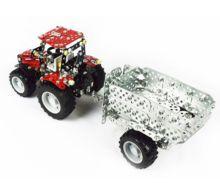 TRONICO 1:32 Kit montaje tractor CASE IH Puma 230 CVX con remolque - Ítem6