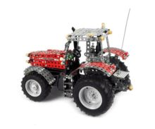 Kit de montaje tractor RC Radio Control MASSEY FERGUSON MF-8690 Tronico 10084 - Ítem1