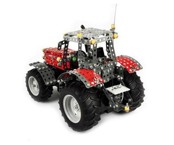 Kit de montaje tractor RC Radio Control MASSEY FERGUSON MF-8690 Tronico 10084 - Ítem2