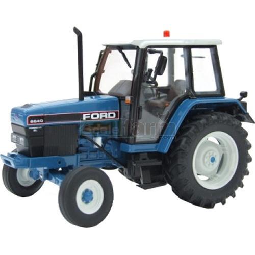 ROS 1:32 Tractor FORD 6640 SL 2WD EDICION LIMITADA