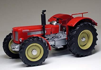 WEISE TOYS 1:32 Tractor SCHLÜTER SUPER 1250 V