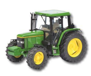 Réplica tractor JOHN DEERE 6400 Schuco 450773100