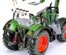 Replica tractor FENDT 211 Vario con pala - Ítem1
