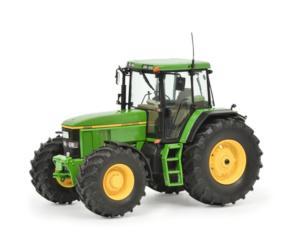 SCHUCO 1:32 Tractor JOHN DEERE 7710