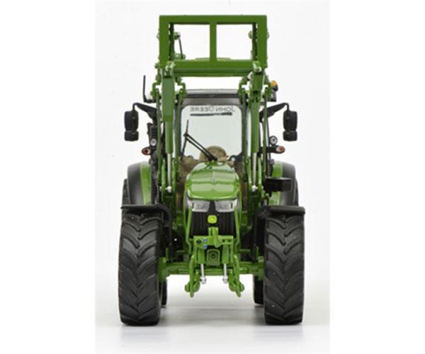 SCHUCO 1:32 Tractor JOHN DEERE 5125R Schuco 450772800 - Ítem2