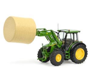 SCHUCO 1:32 Tractor JOHN DEERE 5125R Schuco 450772800