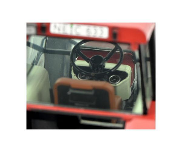 SCHUCO 1:32 Tractor CASE INTERNATIONAL 633 - Ítem5