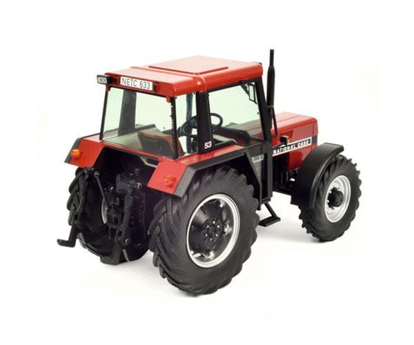 SCHUCO 1:32 Tractor CASE INTERNATIONAL 633 Schuco 450779400 - Ítem7
