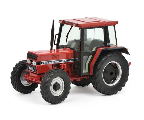 SCHUCO 1:32 Tractor CASE INTERNATIONAL 633