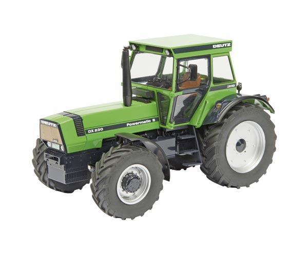 Replica tractor DEUTZ DX 230