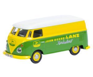 Miniatura furgoneta VW T1 JOHN DEERE