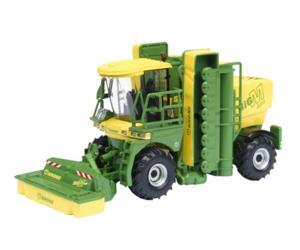 Miniatura cosechadora KRONE Big M400
