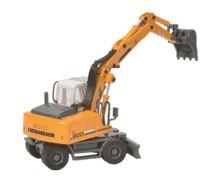 Miniatura excavadora LIEBHERR Schuco 452580000 - Ítem1