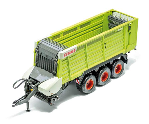 Replica remolque CLAAS Cargo 8500 3 ejes usk 30022