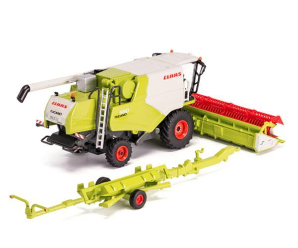 Miniatura cosechadora CLAAS Tucano 560 USK 30024 - Ítem1