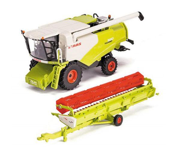 Miniatura cosechadora CLAAS Tucano 560 USK 30024 - Ítem3