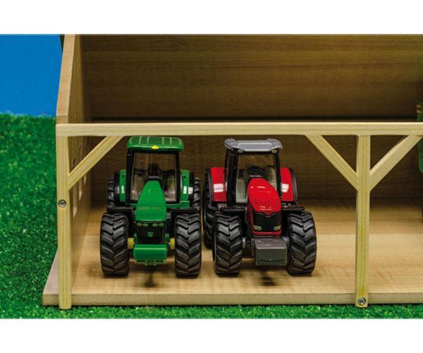 Almacén para miniaturas escala 1:50 kids globe farming 610047 - Ítem2