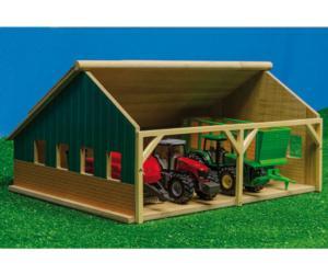Almacén para miniaturas escala 1:50 kids globe farming 610047