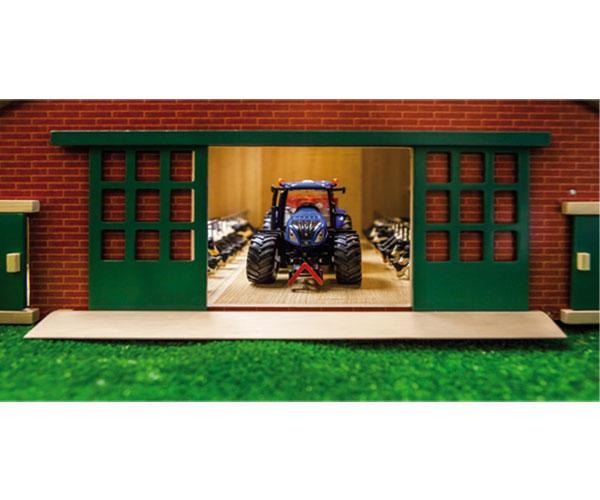 Granja y almacén para miniaturas a escala 1:32 Kids Globe Farming 610111 - Ítem4