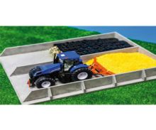 Silo horizontal para miniaturas escala 1:32 Kids globe Farming 610117 - Ítem1
