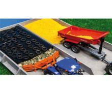 Silo horizontal para miniaturas escala 1:32 Kids globe Farming 610117 - Ítem3