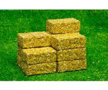 Pack 4 pacas rectangulares en miniatura - Ítem3