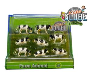 Pack de 8 vacas