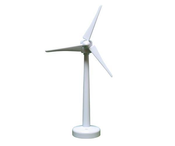 Miniatura molino de viento
