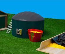Miniatura instalacion de biogas - Ítem1