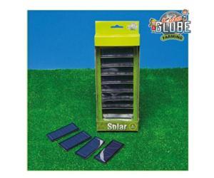 Pack de 8 placas solares