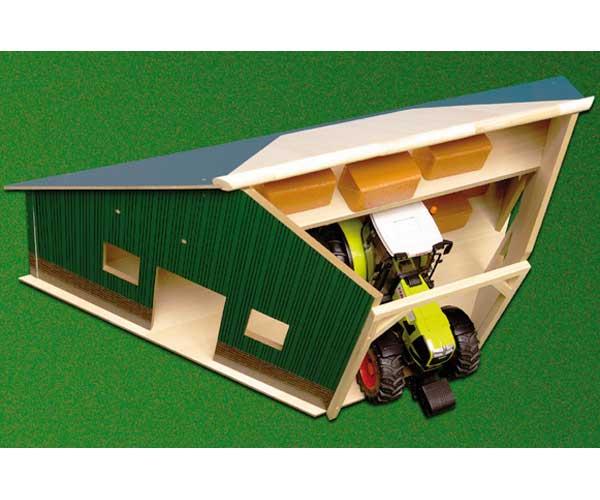 Almacén esquina para tractores de juguete escala 1:16 - Ítem2