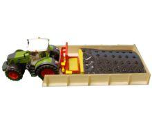 Silo horizontal de juguete para miniaturas escala 1:16 - Ítem1