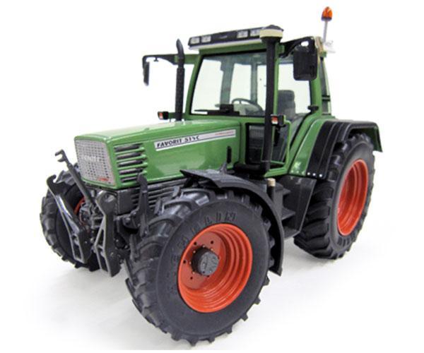 Réplica tractor FENDT FAVORIT 515 C
