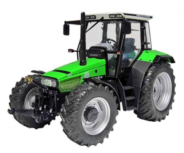 Replica tractor DEUTZ-FAHR Agrostar 6.38