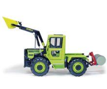 Réplica tractor MERCEDES BENZ MB-trac 900 con pala (W440) Weise Toys 1038 - Ítem2