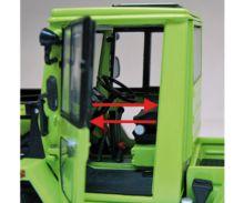 Réplica tractor MERCEDES BENZ MB-trac 900 con pala (W440) Weise Toys 1038 - Ítem4