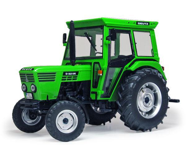 Réplica tractor DEUTZ D52 06 Weise Toys 1041