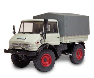 Réplica unimog MERCEDES BENZ MB 406 Weise Toys 1044