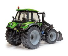 Réplica tractor DEUTZ-FAHR Agrotron 6190 con pala Weise Toys 1045 - Ítem1