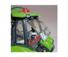 Réplica tractor DEUTZ-FAHR Agrotron 6190 con pala Weise Toys 1045 - Ítem6