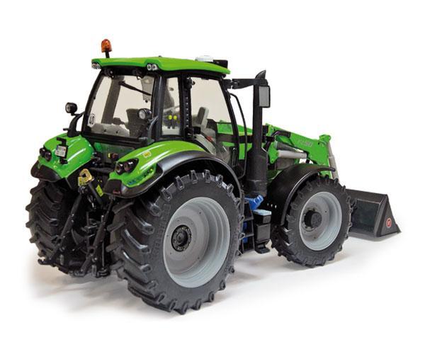 Réplica tractor DEUTZ-FAHR Agrotron 6190 TT Weise Toys 1046 - Ítem1