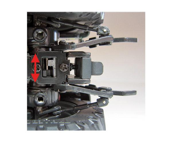 Réplica tractor DEUTZ-FAHR Agrotron 6190 TT Weise Toys 1046 - Ítem8