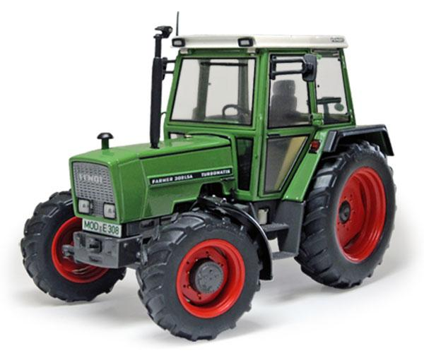 WEISE TOYS 1:32 Tractor FENDT Farmer 308 LSA 1047